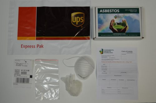 Asbestos DIY Test Kit