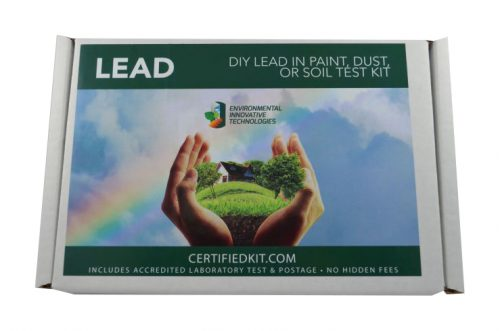 Lead in PDS Front