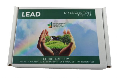 Lead in Toys Front